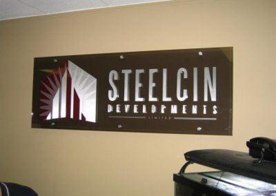 Steel large